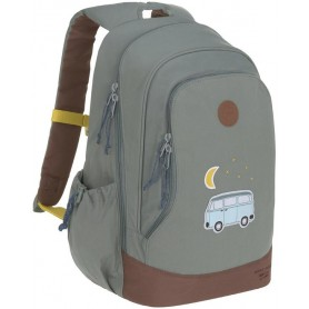 Big Backpack Adventure bus