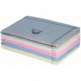 ESITO Letní deka dvojitá bavlna jednobarevná