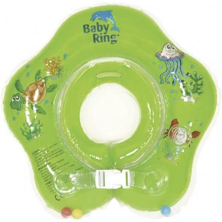 Baby Ring 0-24 měs. zelená