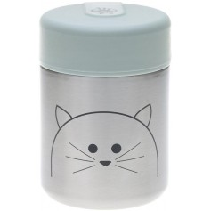 Food Jar Little Chums Cat
