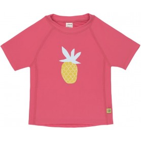 Short Sleeve Rashguard pineapple 24 mo.