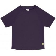 Short Sleeve Rashguard plum jam 12 mo.