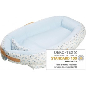 Baby Nest Premium blue moon
