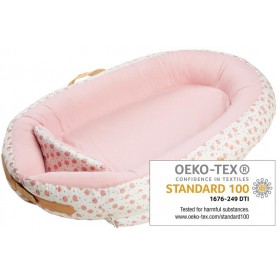 Baby Nest Premium rose moon