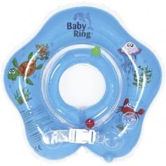 Baby Ring 3-36 měs. modrá
