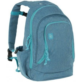 Big Backpack About Friends mélange blue