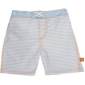 Board Shorts Boys small stripes 18 mo.