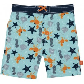 Board Shorts Boys star fish 12 mo.