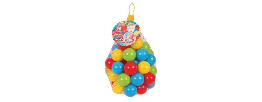 Míče a balónky